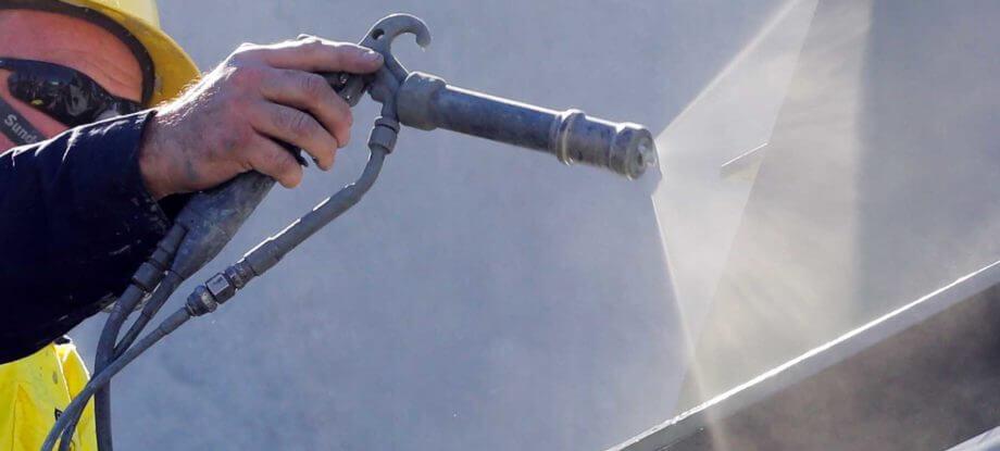 electrostatic painting spraying sydney