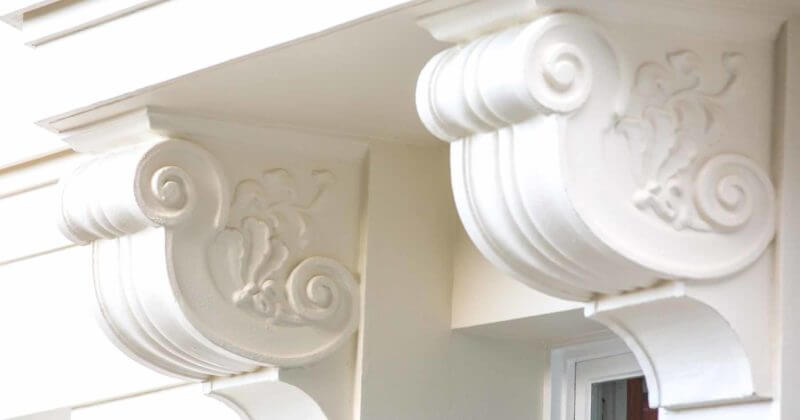 Heritage Restoration Work by 3 Colours