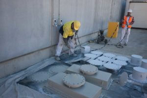 Industrial Painters at work in Sydney