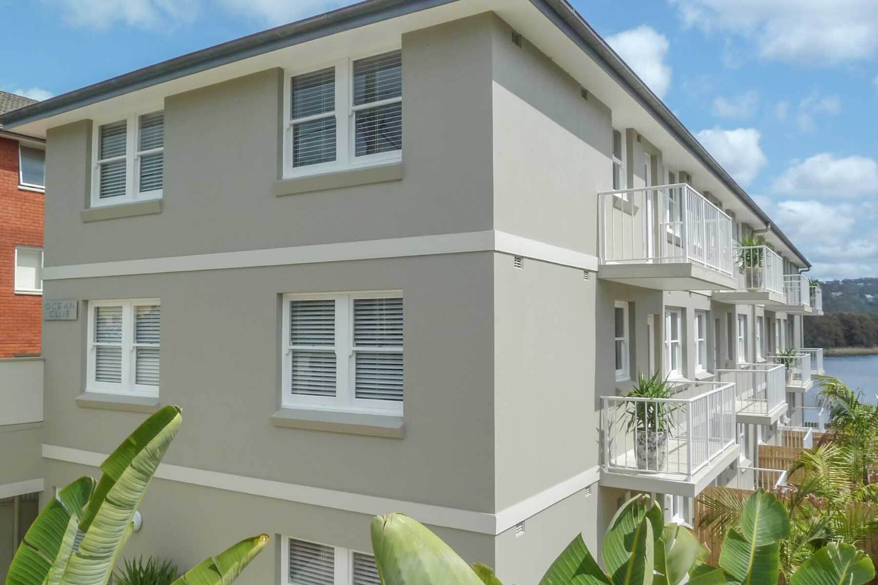 narrabeen strata exterior painting