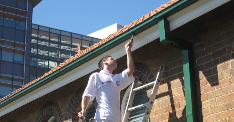 sydney painter painting house roof