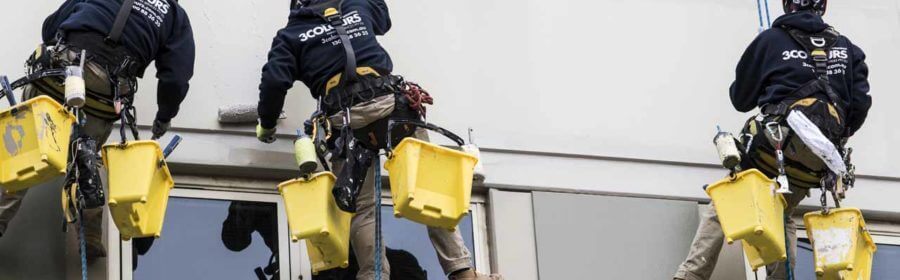 rope access painting east sydney