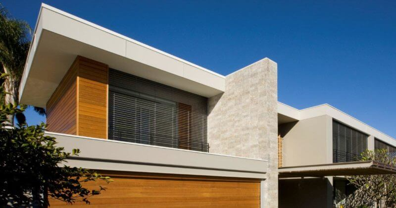 Painting a new residence in Mosman