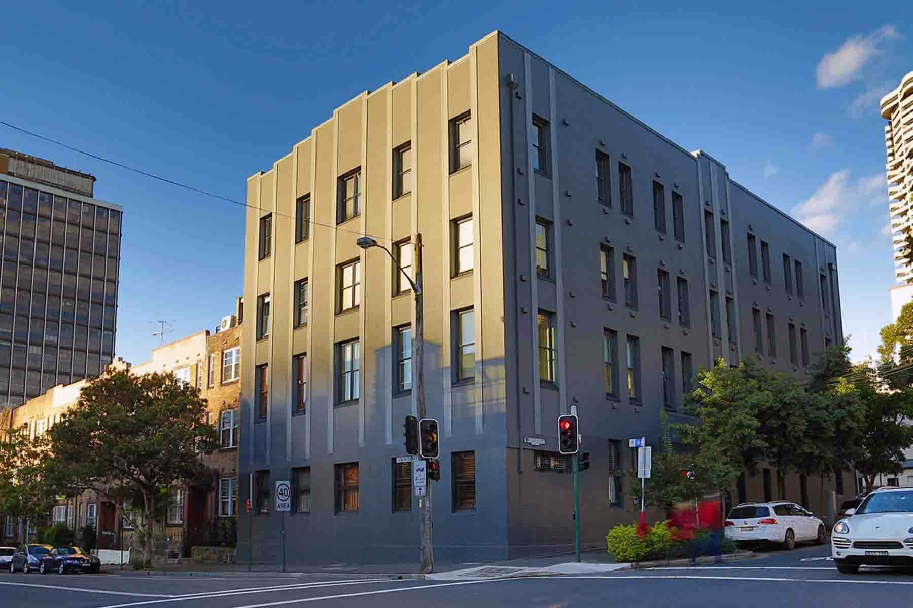 2014-Master Painter Award Winner strata-repaint-darlinghurst