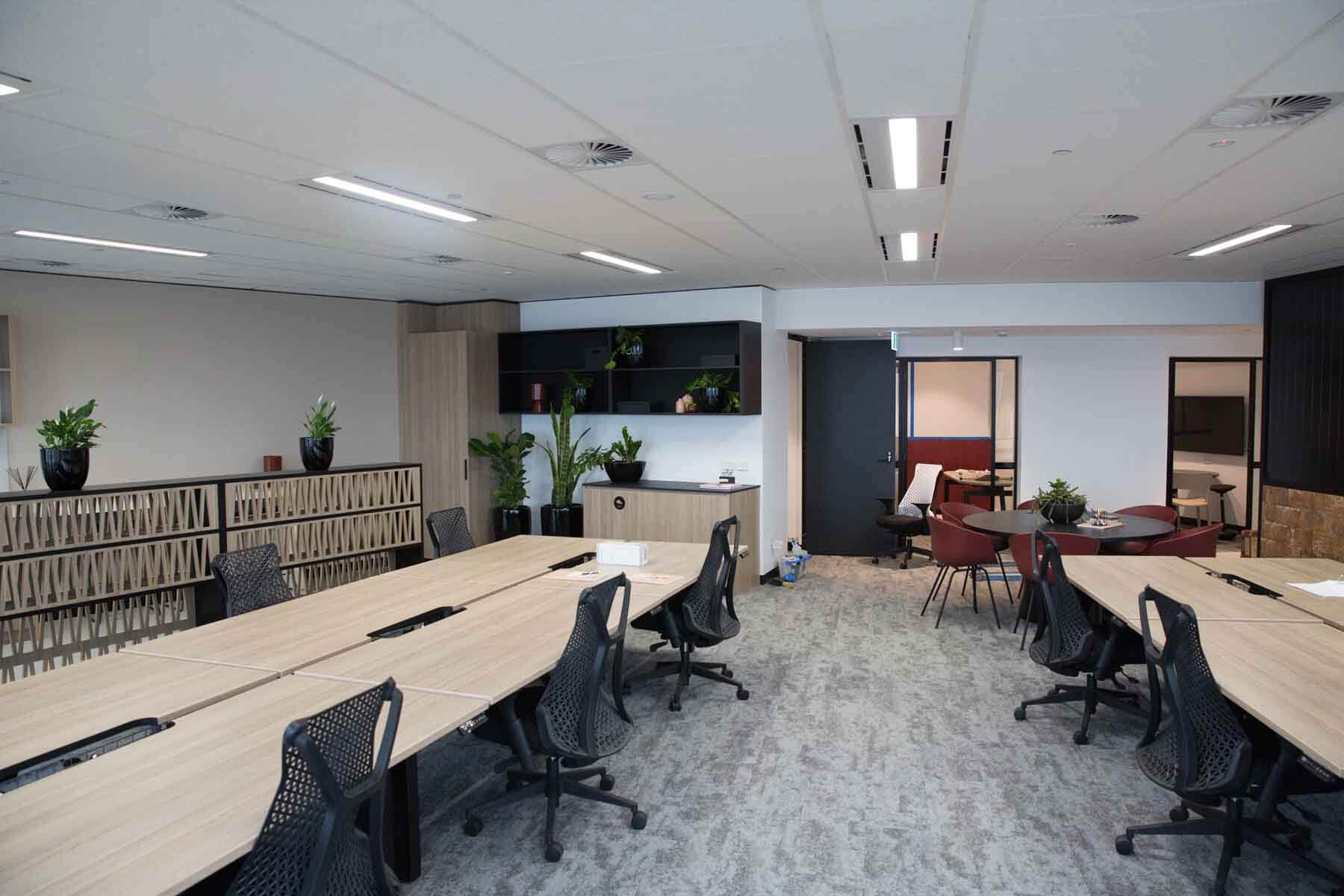 Office Fitout Australia Square
