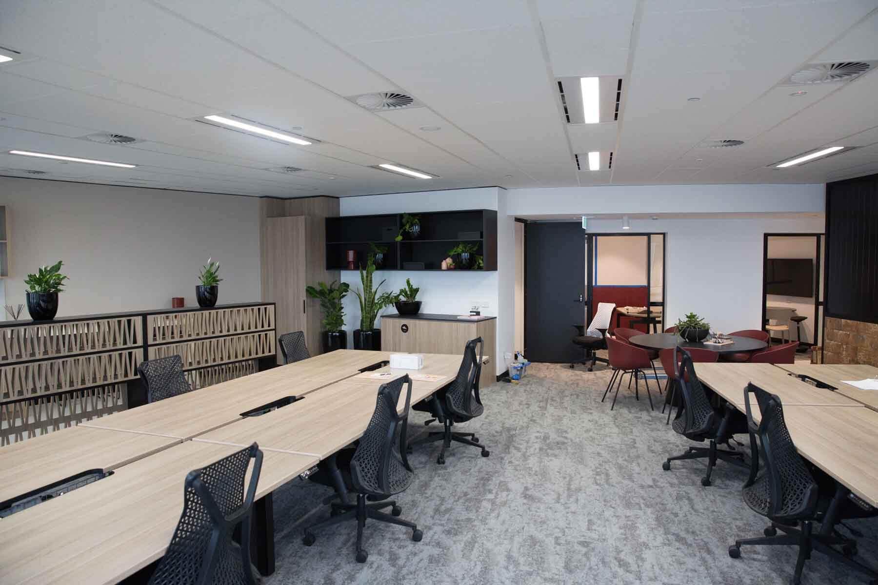 Office Fitout Australia Square