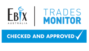 Checked and Approved Ebix Trades Monitor