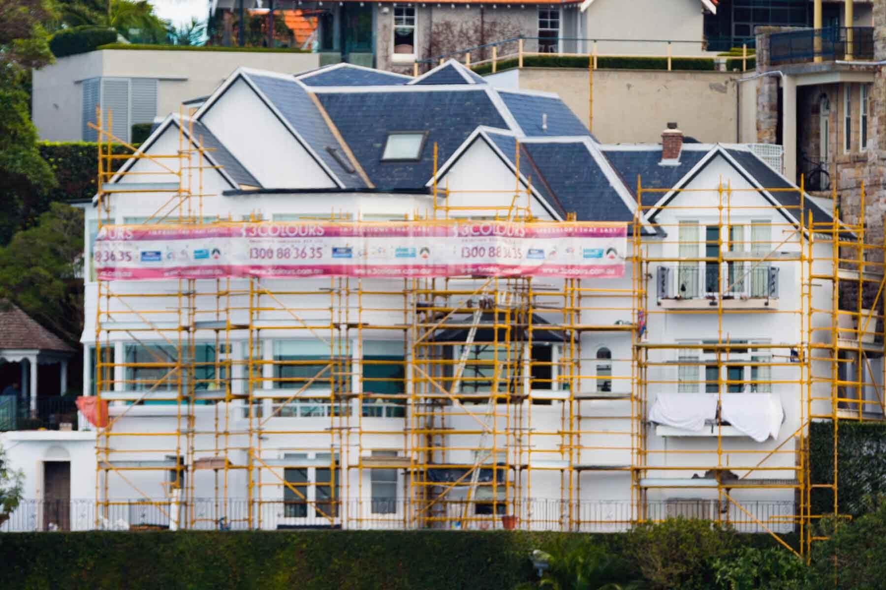 Mosman-painting-exterior-facade