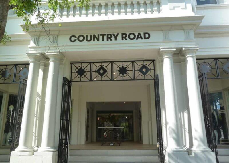 Country Road Mosman Repaint