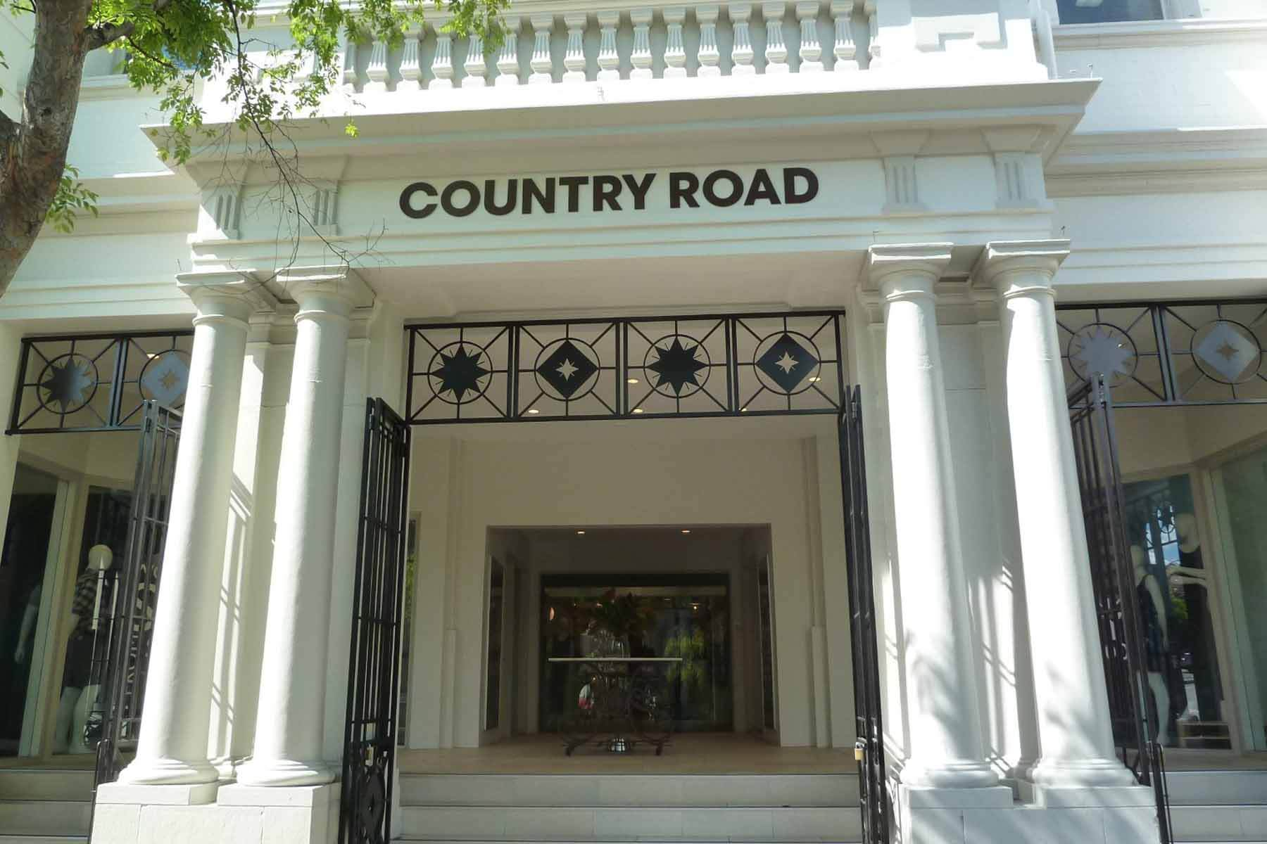 Country Road Mosman Repaint