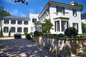 Eastern Suburbs Mansion Exterior Paintwork