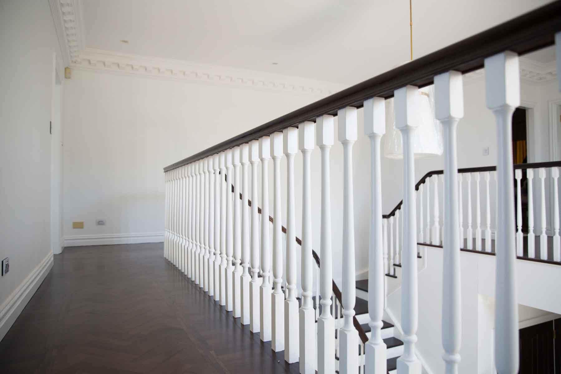mosman-house-interior-bannister repaint