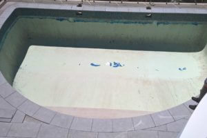 Before Image Swimming Pool Resurfacing Sydney
