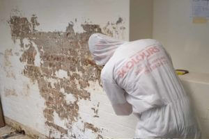 Lead Paint Removal Heritage Building