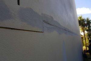 Cracks and gap repairs