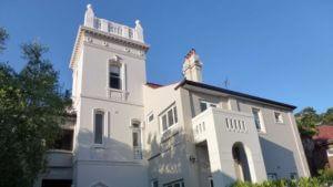 Inner West Colour Change Apartment Building