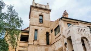 Summer Hill Heritage Restoration before painting