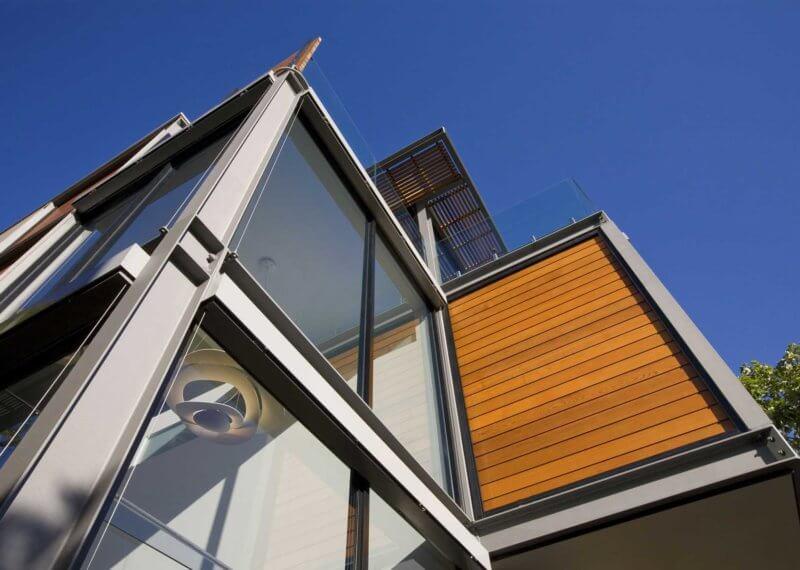 mosman house exterior paint timber work