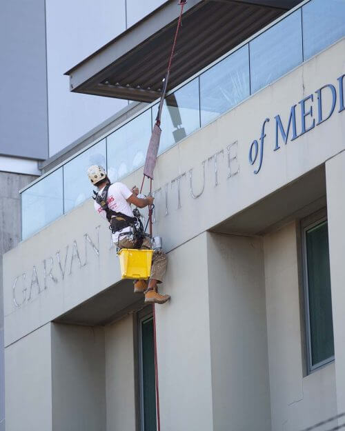 Garvan-Institute-removal-of-sign