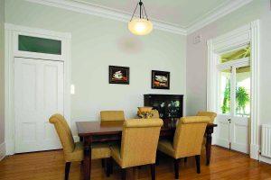 white-interior-dining-room